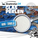 1000 kg (1 to) Glasperlen Strahlmittel 100-200 µm