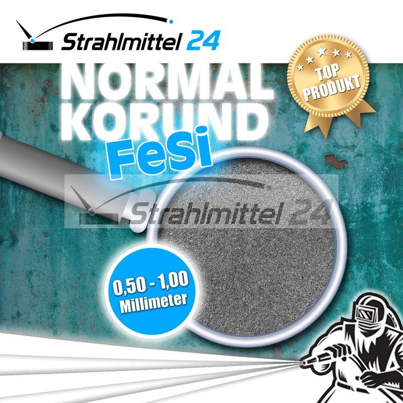 0,12-0,25 mm 12,5 kg Normalkorund FESI Strahlmittel